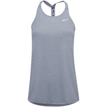 Camiseta Regata Nike Dri-Fit Ess Elastika Tank - Feminina Nike Feminino