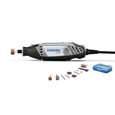 Dremel Micro Retífica 3000 Velocidade Variável com 10 Acessórios 220V