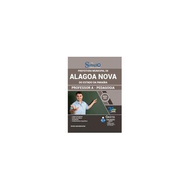 Imagem de Apostila Concurso Alagoa Nova PB - Professor A - Pedagogia