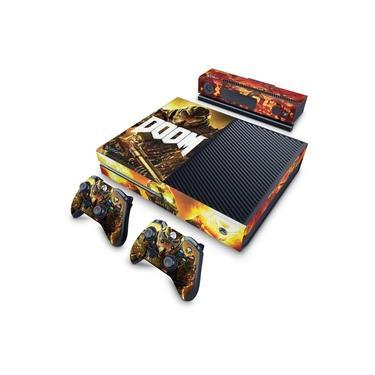 Skin Adesivo para Xbox One Fat - Doom