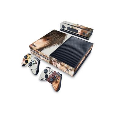 Skin Adesivo para Xbox One Fat - Final Fantasy Xv #A