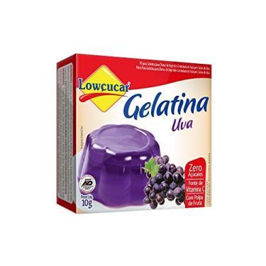 Imagem de Gelatina Zero Lowcucar Uva 10G