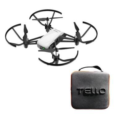 Imagem de Drone Dji Tello Boost Combo  + Case Maleta