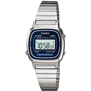 f591069bb92 Rubi PresentesComprar · Relógio Casio Vintage Digital Unissex LA670WA-2DF