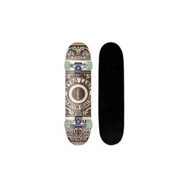 Skate Skateboard Bel Sports Carimbo Semi-Profissional Shape 79 cm - 402000 Bel fix / bel sports