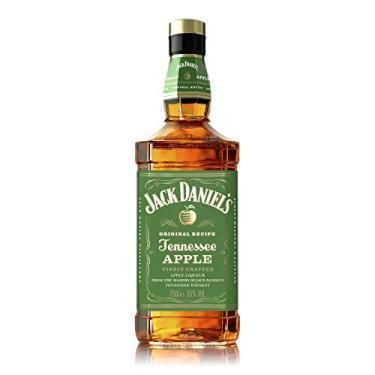 Whisky Jack Daniel's Apple 700ml (americano) Maçã Verde
