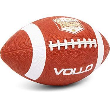 Bola de Futebol Americano, Vollo Sports, Laranja