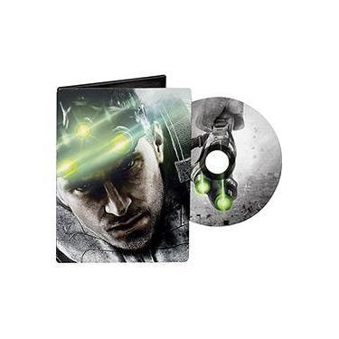 Box Metálico Splinter Cell Blacklist