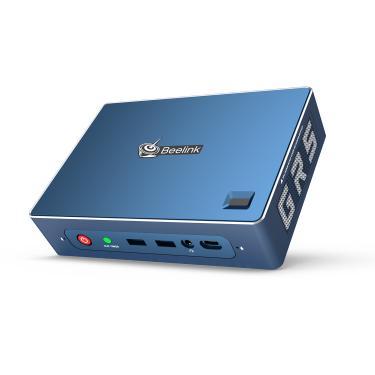 Beelink GT-R 3,7 Ghz AMD Ryzen 5 3550H Radeon Vega 8 Graphics 1200 MHz 8 GB DDR4 256 GB + 1 TB WiFi 6 bluetooth 4,2 4K W