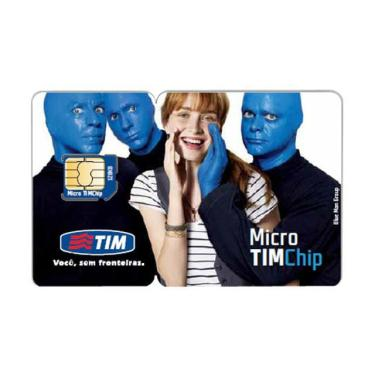 TIM Chip Infinity HRD Nacional Duplo 4G