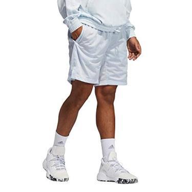Bermuda Shorts Adidas Summer Legend Cinza M