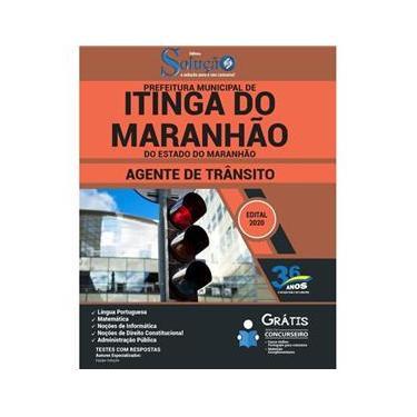 Imagem de Apostila Prefeitura De Itinga Do Maranhão - Ma 2020