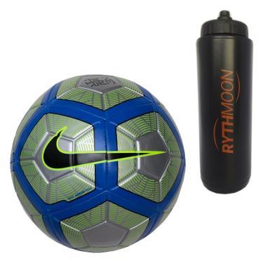 Kit Bola de Futebol de Campo Neymar Strike Nike + Squeeze Automático 1lt 91a6952f482bf