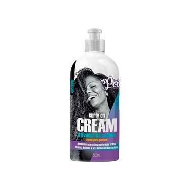 Creme para Pentear Soul Power Curly On Cream Ativador de Cachos 500ml