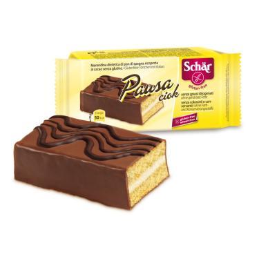 Bolinho de Chocolate Pausa Ciok - Sem Glúten - 35g - Dr Schar