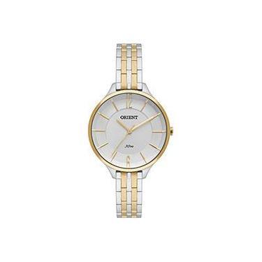 b3d25b9e0e4 Relógio Feminino Orient Analógico Casual Ftss0041 S2sk