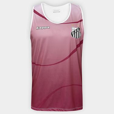 d73bbda5be Camiseta Regata Santos Dalmo 17 Masculina - Masculino