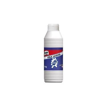 Imagem de Cola Liquida Pritt Tenaz Branca 1kg 1 UN Henkel
