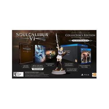 Soulcalibur VI Collectors Edition - PS4