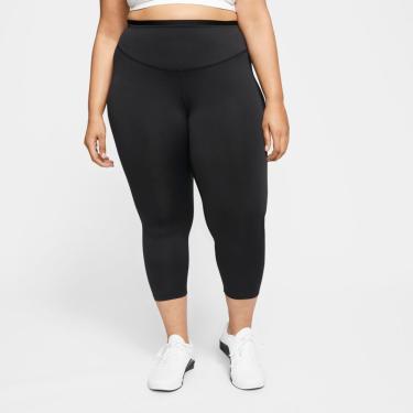 Plus Size - Legging Nike One Icon Clash Feminina