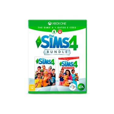 Jogo The Sims 4 + Gatos e Cães Bundle - Xbox One