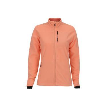 7cbbf5826af Jaqueta de Frio Fleece adidas Tivid - Feminina - Coral adidas