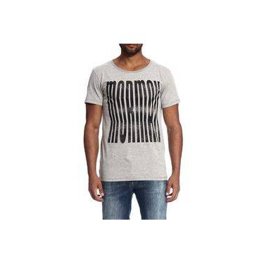 Camiseta Mormaii Estampada - Cinza 5773b21ba4bb1