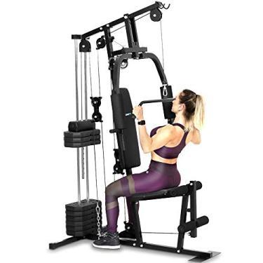 Imagem de Estação De Musculação Academia Podiumfit Me100-50kg