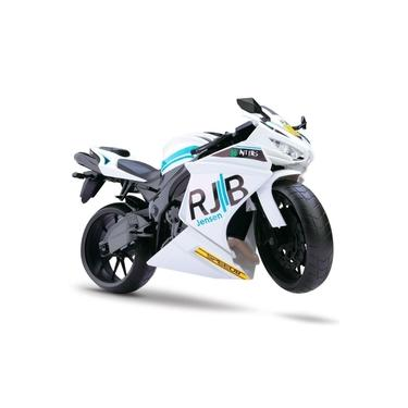 Imagem de Moto Rm Motorcycle Branca 33cm 0905 - Roma