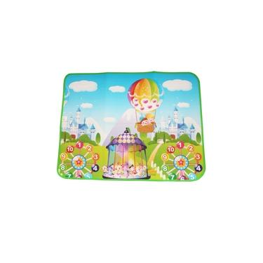 Imagem de Tapete Térmico Emborrachado Infantil para Atividades Castelo 0,90 x 1,20M - IM43003