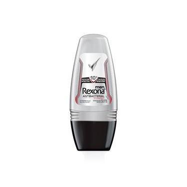Desodorante Roll On Rexona Men Antibacteriano