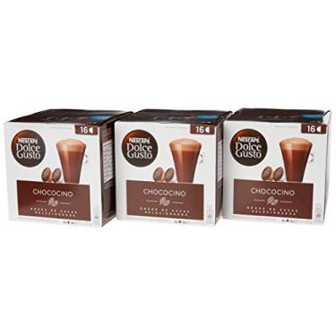 Kit 48 Cápsulas Nescafé Dolce Gusto Chococino - Nestlé