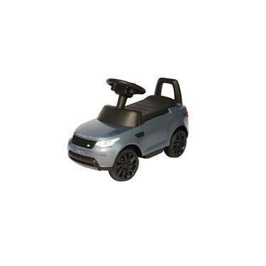 Mini Carro Elétrico Infantil Prata 6V Land Rover Discovery - Importway