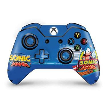 Skin Adesivo para Xbox One Fat Controle - Sonic Mania