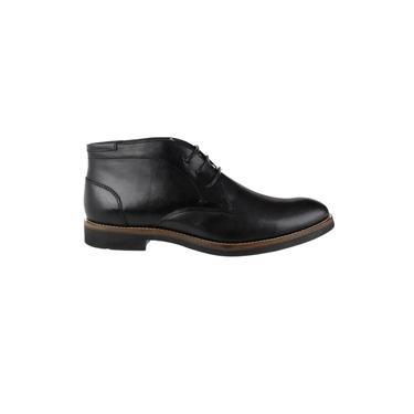 Sapato Casual Cano Baixo Constantino Tobacco Preto