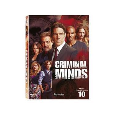 Dvd Box - Criminal Minds - Décima Temporada