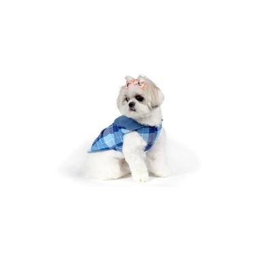 Roupa de Frio Capa Flanela para Cachorro e Gato Pet - 08 - Bichinho Chic