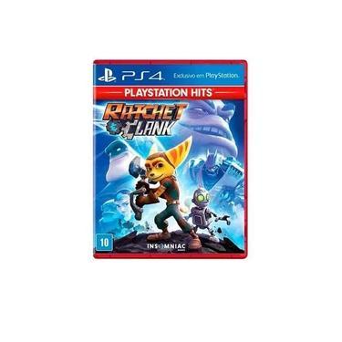 Jogo Ratchet And Clank Hits para PS4 - P4DA00731001FGM
