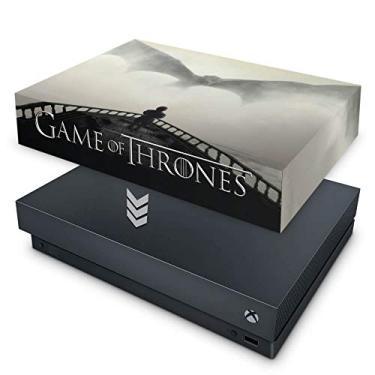 Capa Anti Poeira para Xbox One X - Game Of Thrones #B
