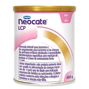 Neocate Lcp Upgrade Danone Nutricia 400g