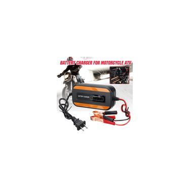 12V carregador de bateria de carro mantenedor agm carregador jump starter para motocicleta atv us Plug