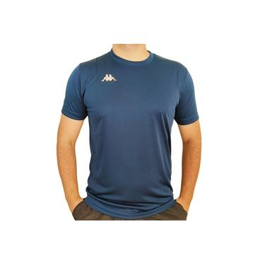 Imagem de Camiseta Kappa Modena Marinho Masculina