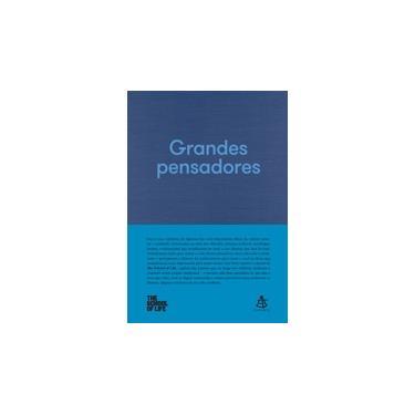 Grandes pensadores - The School Of Life - 9788543106670