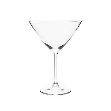 Taça de Martini de Cristal Degustação Bohemia 280ml