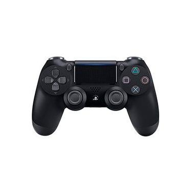 Controle sem Fio Dualshock 4 Sony PS4 - Preto