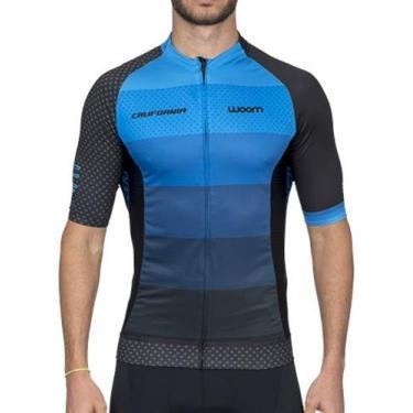 Camisa De Ciclismo Woom Supreme Califórnia Masc Coleção 2020