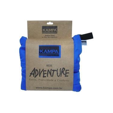 Rede Adventure Para Camping Kampa Azul