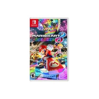 Jogo Nintendo Switch Mario Kart 8 Deluxe