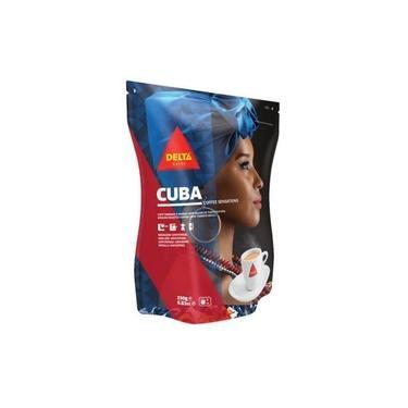 Café Torrado E Moído Delta Cuba 250G
