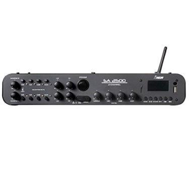 Amplificador de potência NCA 180W SA 2500
